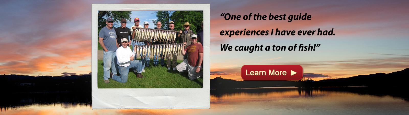 Best Minnesota Fishing Guide Service