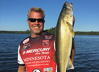 Minnesota Walleye Fishing with Captain Josh